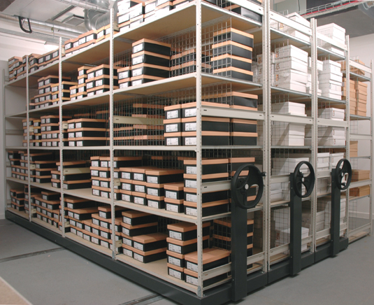 EZR Shelving Helped Cabot Circus Retailers With Stockroom Solutions