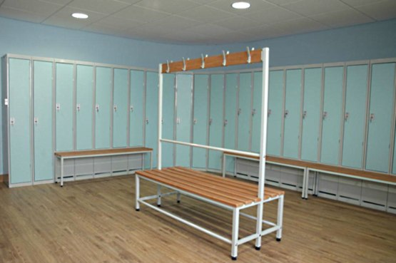 Changing Room Bench Seating