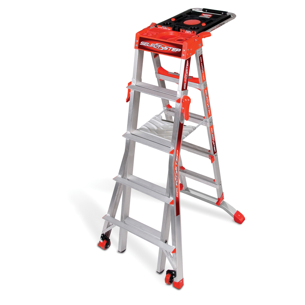 Little Giant Selectstep Multi Position Step Ladder
