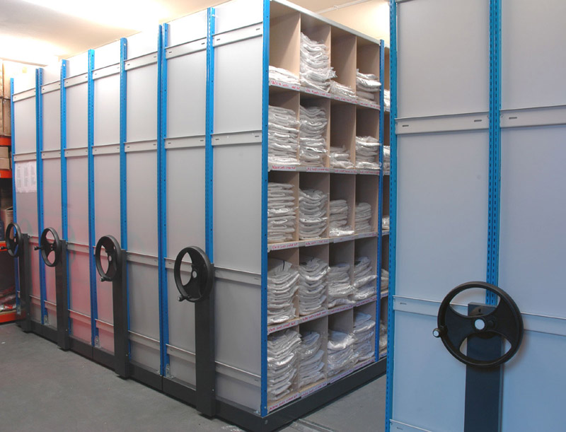 Pigeon Hole Racking Solutions Static Amp Mobile