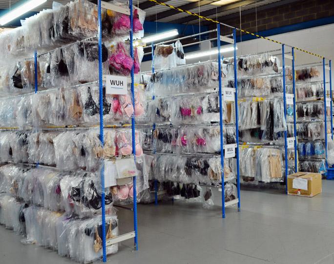 Garment Racking Amp Hanging Storage Solutions