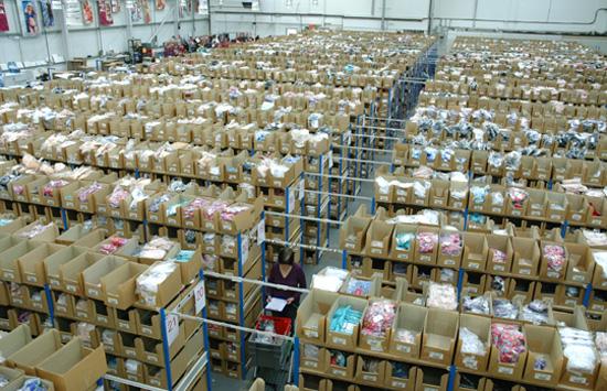 Image result for warehouse picking racks