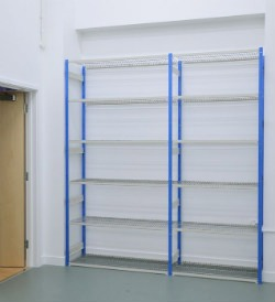 Alcove Shelving Example