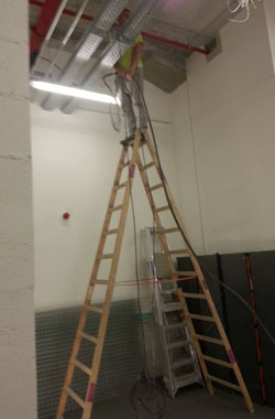 Step ladders 10ft high