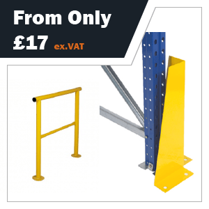 Rack Protectors & Warehouse Safety Barriers