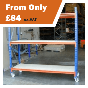 Shelving Trolleys