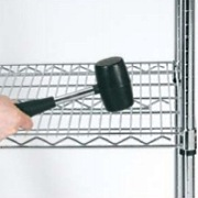 Chrome Shelving Assembly Instructions