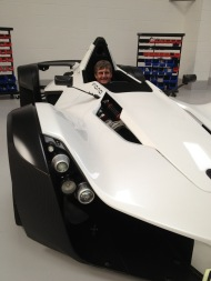 The BAC Mono Supercar