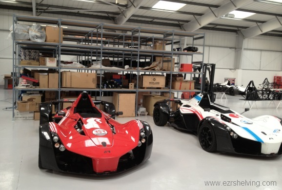 BAC Mono Supercar Launch Event