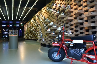 End Trainer Store Opens In London