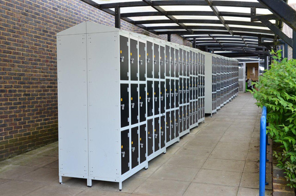 Outdoor Lockers