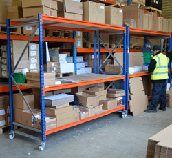 Mobile Longspan Packing Benches