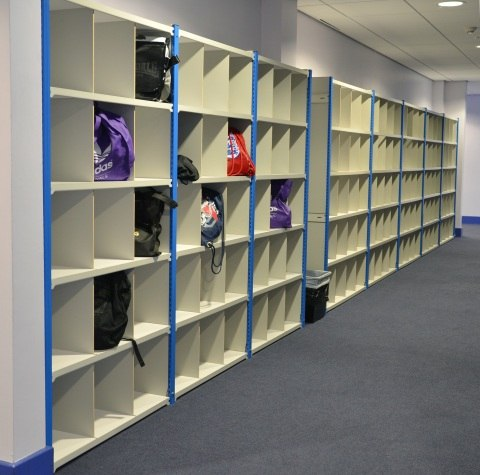 School Pigeon Hole Storage Solution