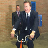 David Cameron Visits EZR Shelving