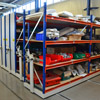 Industrial Roller Racking Phase 2 For DLR