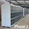 John Hampden Grammar School Lockers Phase 2