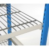 EZR 2-Tier Wire Mesh Shelving Solution