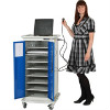 Best Selling New Product 2009 - Laptop Charging Trolley