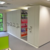 Office Mobile Shelving For Rowleys Accountants