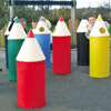 New Product Range: School Litter Bins