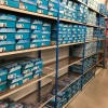 Sprinkler Compliant Shelves For Oxford Shoe Retailer