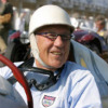 Sir Stirling Moss' Mobile Shelves