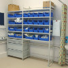 Hospital Ward Storage Solution