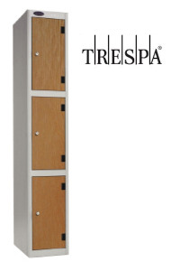 Shockproof Trespa Door Lockers