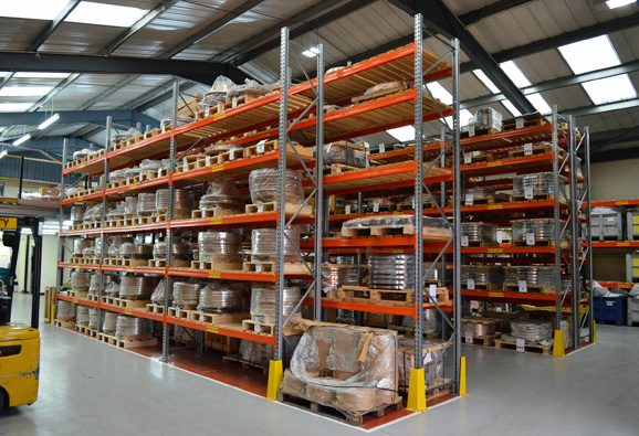 Heavy Duty Warehouse Pallet Racking