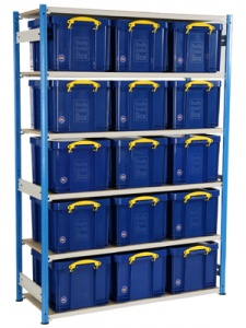 Really Useful Box Shelving - 35 Litre