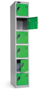 Probe Storage Locker - 6 Door