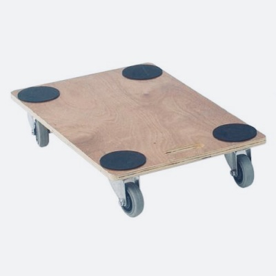 Large Plywood Transport Dolly
