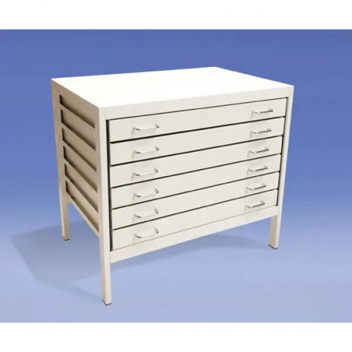 A1 Size Orchard Metal Plan Chest