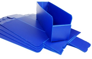 K Bins Extra Deep Plastic Picking Bins (Pack of 25)