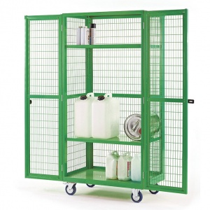 Boxwell Mobile Cage Trolley