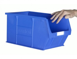 Pack Of 10 Size 5 Plastic Picking Bins