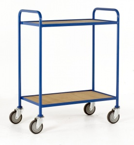 Compact Shelf Trolley