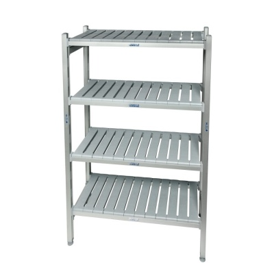 Eko Fit Aluminium & Polymer Freezer Racks