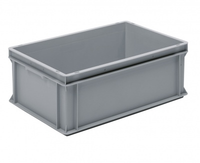 600 x 400 x 220 Euro Stacking Container (40 Litre)