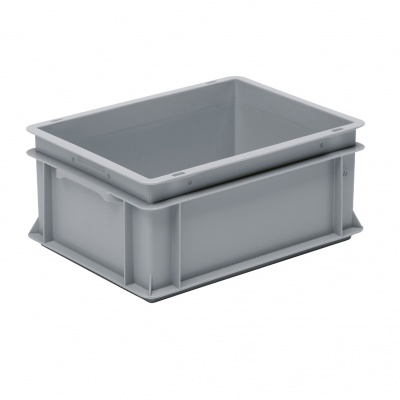 400 x 300 x 170 Euro Stacking Container (15 Litre)