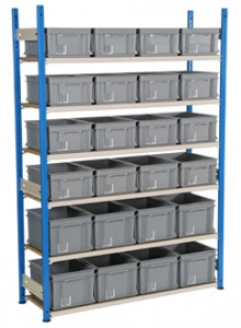 Euro Container Shelving - 400 x 300