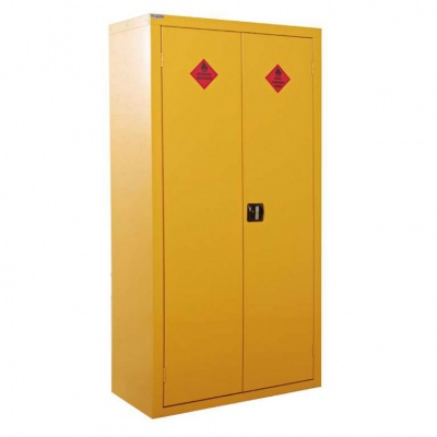 COSHH Flammable Liquids Storage Cabinet - H1800mm