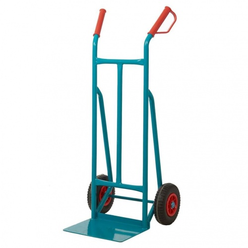 Puncture-Proof Sack Truck - 200kg Capacity