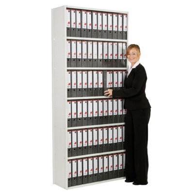 Ikon Lever Arch Box File Office Shelving