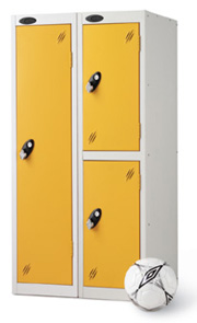 Infant School Lockers