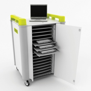 LapCabby 16H Laptop Charging Trolley
