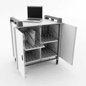 LapCabby 20V Laptop Charging Trolley