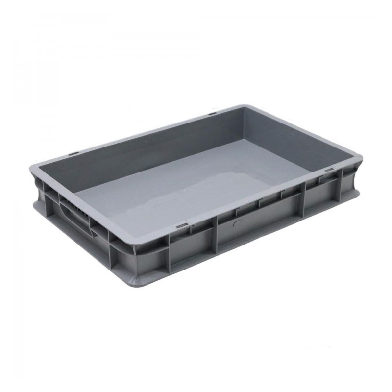 Shallow 20 Litre Euro Stacking Container - (600 x 400 x 100)