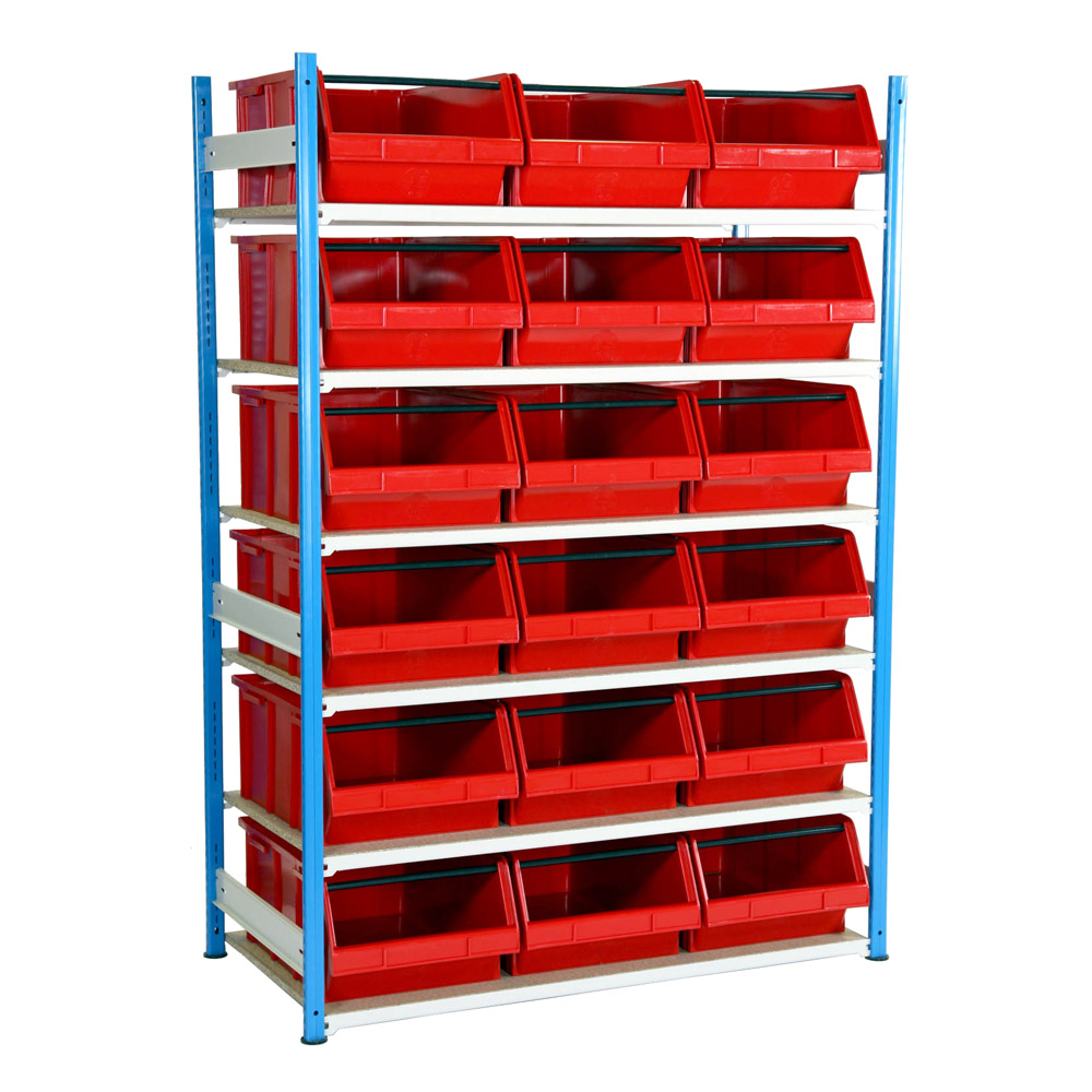 Picking Bin Shelving - 45 Litre