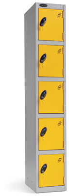 Probe Storage Locker - 5 Door